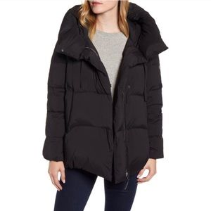Derek Lam 10 Crosby Oversized Puffer Coat Quilted